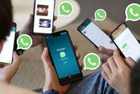 Cara memindahkan chat whatsapp