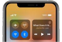 Bluetooth pada iphone tidak bisa nyala